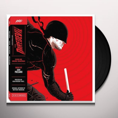 DAREDEVIL SEASON ONE / Original Soundtrack Vinyl Record