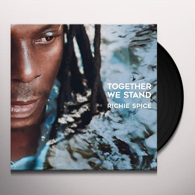 Richie Spice Together We Stand Vinyl Record