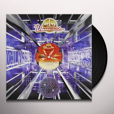 OTION Vinyl Record