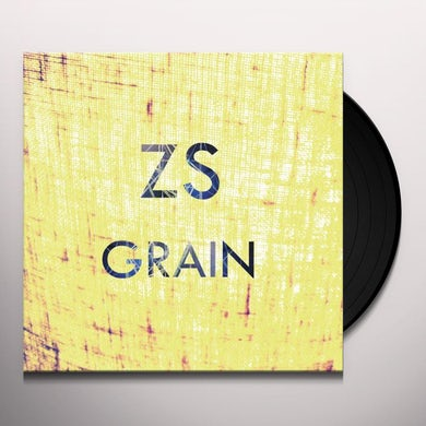 Zs GRAIN Vinyl Record