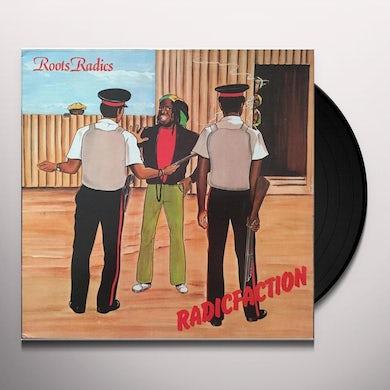 Roots Radics RADICFACTION Vinyl Record