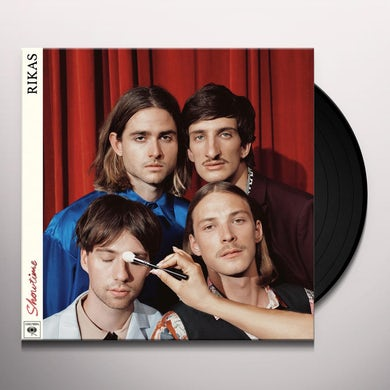 Rikas SHOWTIME Vinyl Record