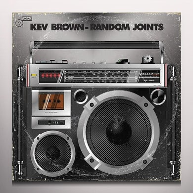 Kev Brown RANDOM JOINTS (CVNL) (Vinyl)