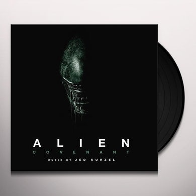 Jed Kurzel ALIEN: COVENANT / Original Soundtrack Vinyl Record