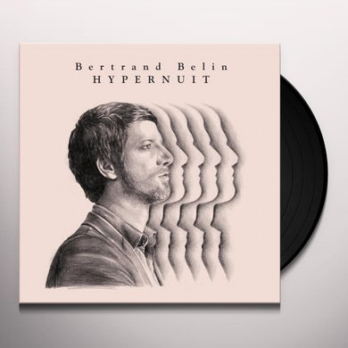 Bertrand Belin HYPERNUIT Vinyl Record