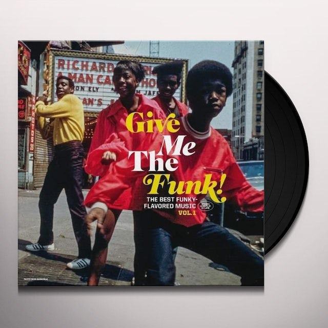 Give Me The Funk Vol 1 / Various