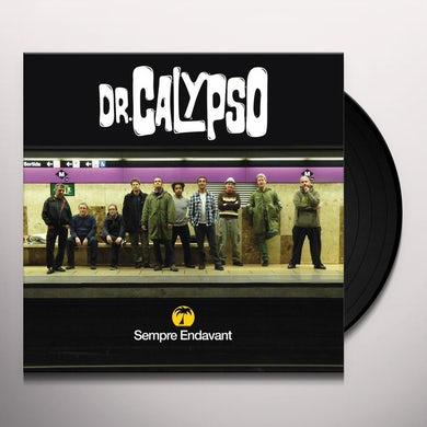 DR. CALYPSO SEMPRE ENDAVANT Vinyl Record