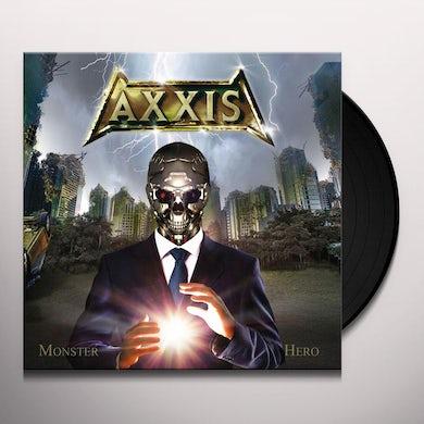 Axxis MONSTER HERO Vinyl Record