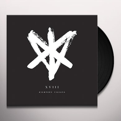 Eighteen Visions XVIII Vinyl Record