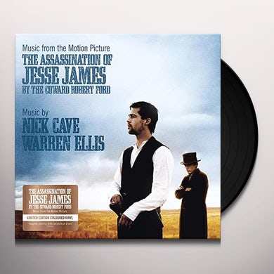 Nick Cave / Warren Ellis ASSASSINATION OF JESSE JAMES BY THE COWARD ROBERT Vinyl Record
