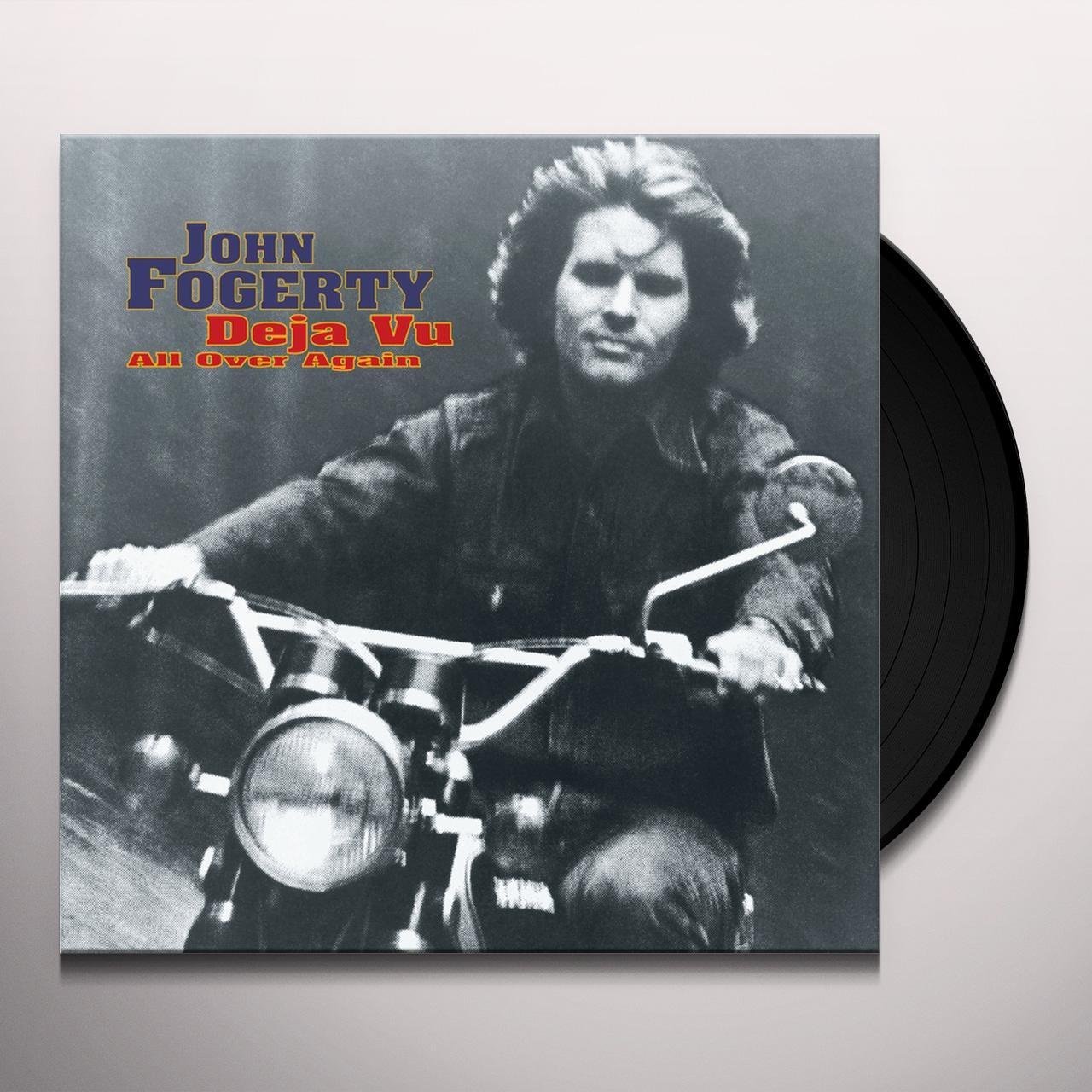 Deja Vu All Over Again >> John Fogerty Deja Vu All Over Again Vinyl Record