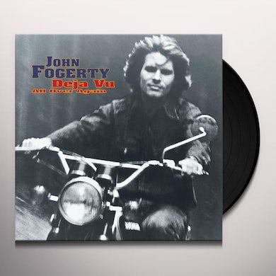 John Fogerty DEJA VU (ALL OVER AGAIN) Vinyl Record