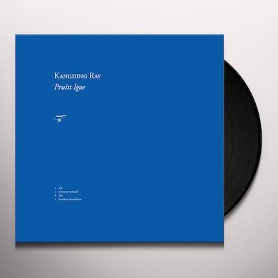 Kangding Ray PRUITT IGOE Vinyl Record