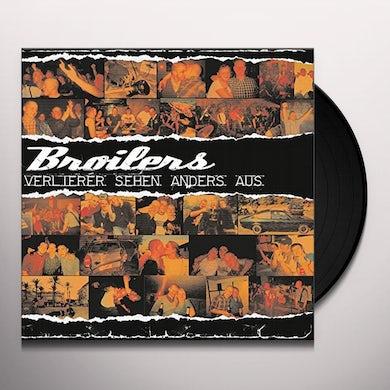 BROILERS VERLIERER SEHEN ANDERS AUS Vinyl Record - Holland Release