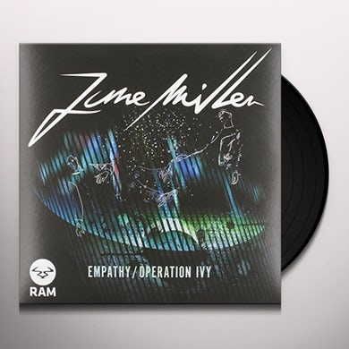 June Miller EMPATHY/OPERATION IVY Vinyl Record - UK Release