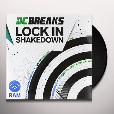 Dc Breaks LOCK IN/SHAKEDOWN Vinyl Record