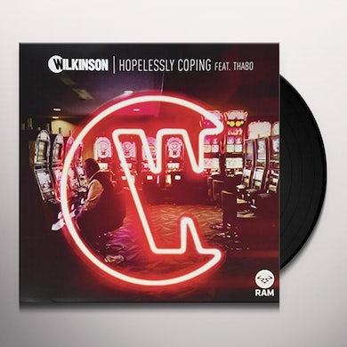 Wilkinson HOPELESSLY COPING Vinyl Record