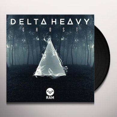 Delta Heavy GHOST/TREMORS Vinyl Record