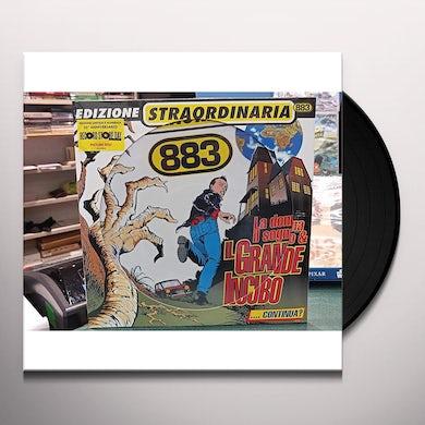 883 LA DONNA IL SOGNO & IL GRANDE INCUBO Vinyl Record