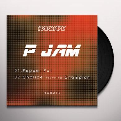 P Jam PEPPER POT / CHALICE Vinyl Record