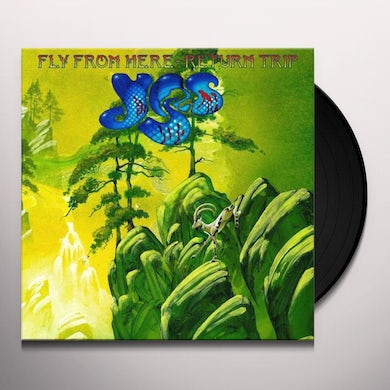 Yes FLY FROM HERE: RETURN TRIP Vinyl Record
