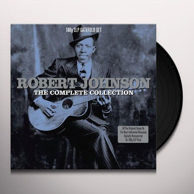 Robert Johnson COMPLETE COLLECTION Vinyl Record