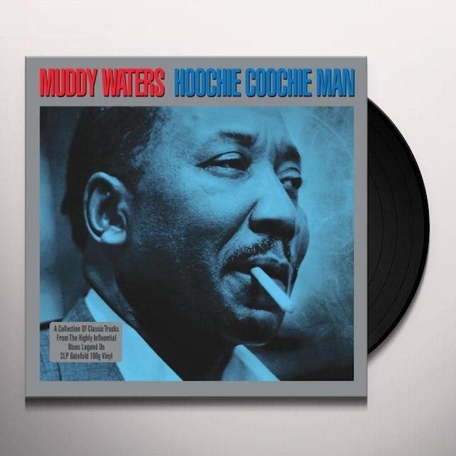 Muddy Waters HOOCHIE COOCHIE MAN Vinyl Record