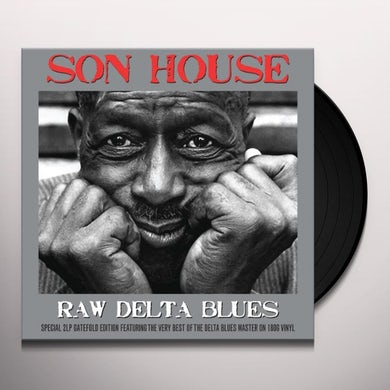 RAW DELTA BLUES Vinyl Record
