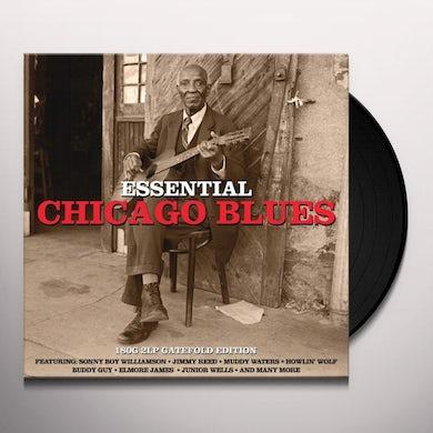 Essential Chicago Blues / Various Vinyl Record - UK Release