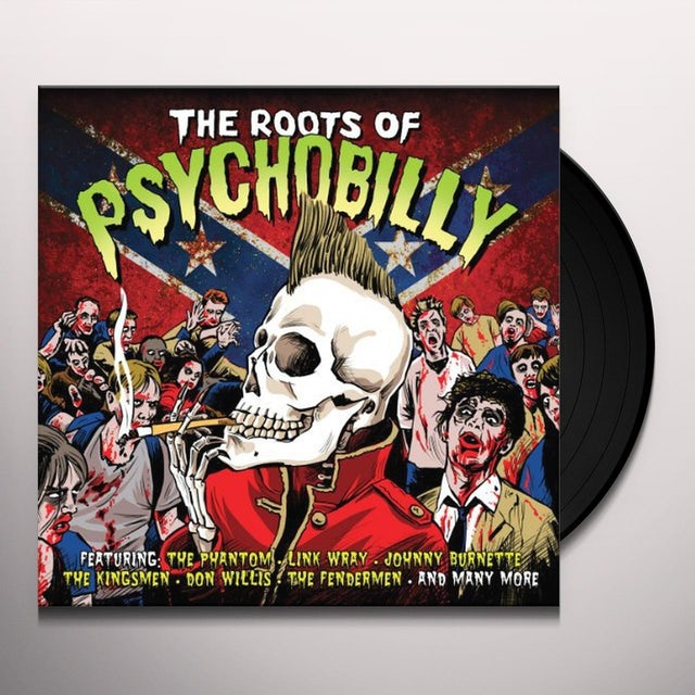 Roots Of Psychobilly / Various Vinyl Record