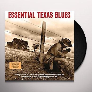 Essential Texas Blues / Various Vinyl Record