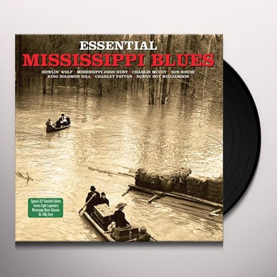 Essential Mississippi Blues / Various Vinyl Record