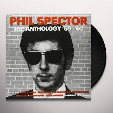 Phil Spector ANTHOLOGY 59 - 62 Vinyl Record