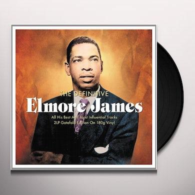 Elmore James DEFINITIVE Vinyl Record