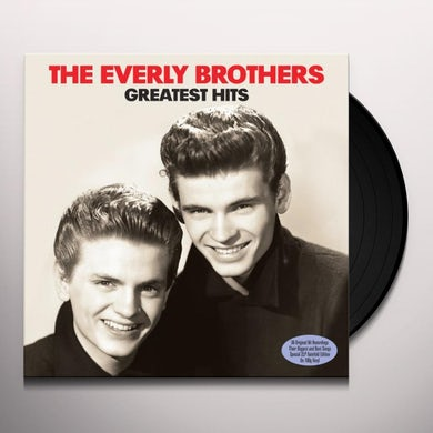 The Everly Brothers GREATEST HITS Vinyl Record
