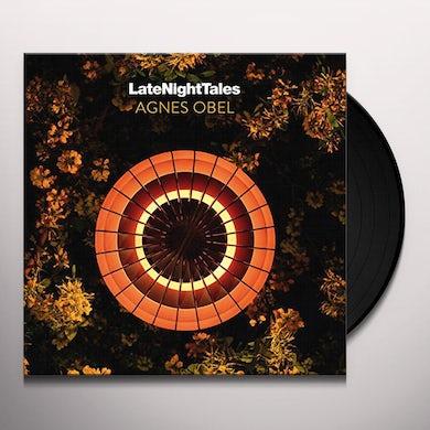 LATE NIGHT TALES: AGNES OBEL Vinyl Record