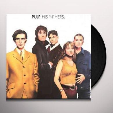 Pulp HIS N HERS Vinyl Record