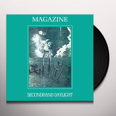 Magazine SECONDHAND DAYLIGHT Vinyl Record
