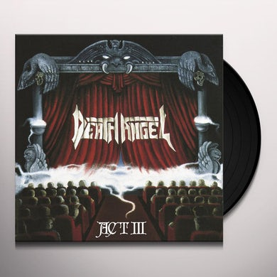 Death Angel ACT III Vinyl Record