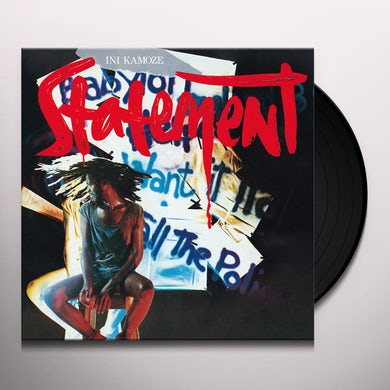 STATEMENT Vinyl Record