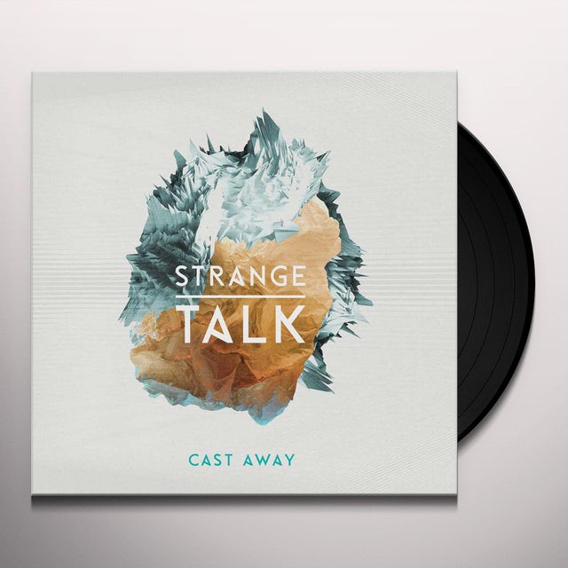 Strange Talk CAST AWAY Vinyl Record
