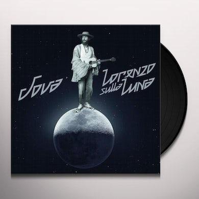 Jovanotti SULLA LUNA Vinyl Record