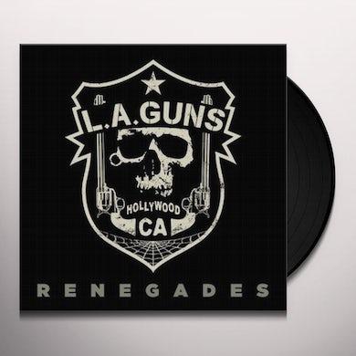 LA Guns RENEGADES Vinyl Record