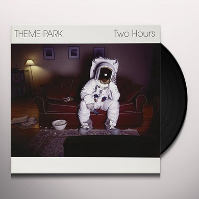 Theme Park TWO HOURS Vinyl Record - UK Release