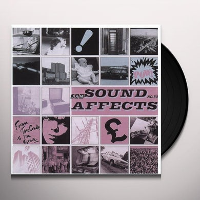 SOUND AFFECTS Vinyl Record