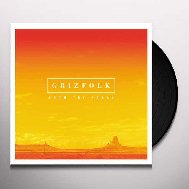 Grizfolk FROM THE SPARK Vinyl Record