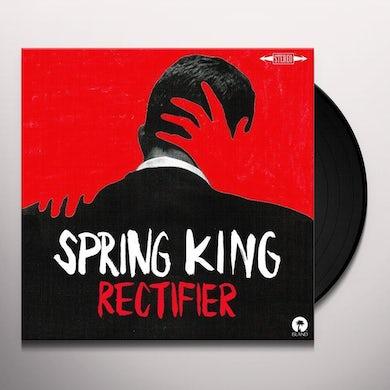 Spring King RECTIFIER Vinyl Record - UK Release
