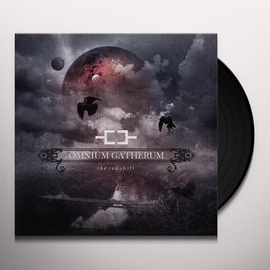 Omnium Gatherum REDSHIFT Vinyl Record