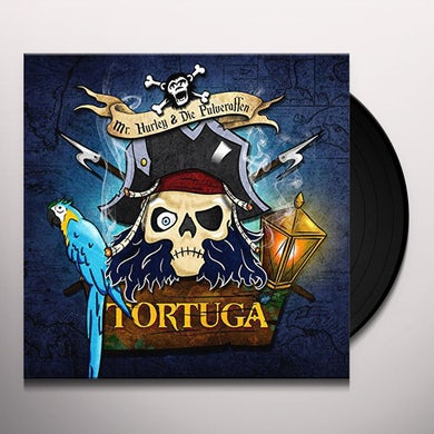 Mr Hurley & Die Pulveraffen TORTUGA Vinyl Record