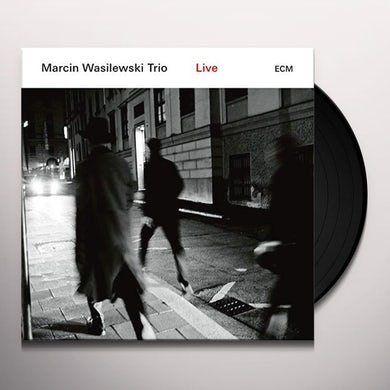 Marcin Wasilewski LIVE Vinyl Record
